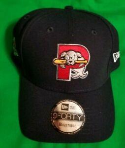 Portland Sea Dogs New Era 9FORTY Hat Adjustable BLACK