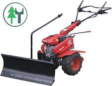 Anbau Schneeschild 1m für Einachser Honda F810 100cm+Handschwenkung+Schürfleiste