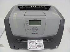 NEW! Lexmark E450dn Workgroup Laser Printer! With Toner!