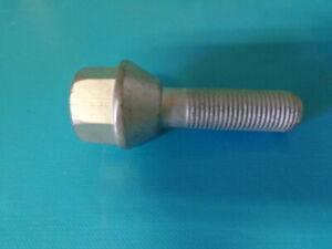 20x Radschrauben M12x1,25 (Fein) 37mm Kegelbund Verzinkt SW19 M12 1,25 Schneu P2