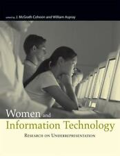 Women and Information Technology: Research on Underrepresentation, , Good Book