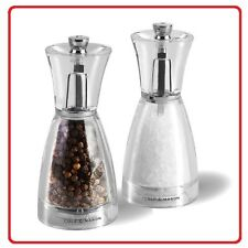 ❤ Cole & Mason Salt and Pepper Mill Grinder Shaker Pina Precision Gift Set ❤