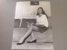 KARIN PETERSEN - Photo de presse originale 18x24cm