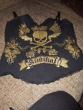 Skull corset, size 16