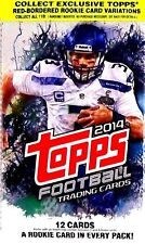 NEW! 2014 Football Topps Trading Cards Rookie Cards Collectibles ~