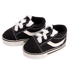 Dolls Shoes for Mellchan Baby Doll, for 9-12inch Reborn Doll, Stylish Sneakers,