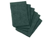 8 x Premium 100% Cotton Wash Mitts Flannel Glove Face Tanning Massage Facial Car
