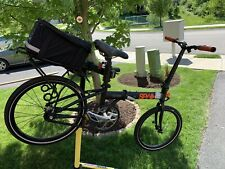 """Dahon Speed Uno Steel Folding Bike (20"""" Wheels), Easy to Fold Up and Carry"""