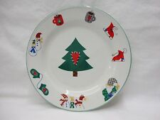 1998 Welcome Winter Plate W4