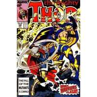 Thor (1966 series) #386 in Very Fine minus condition. Marvel comics [*17]