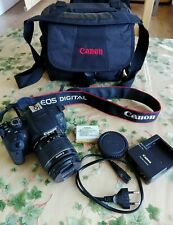 Canon EOS 700D + 18-55mm lens (Kit) + charger + battery + case - VERY LITTLE USE