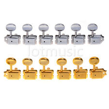 2 set Chrome/Gold Vintage Guitar Tuning Peg Keys for fender Mexican replacement