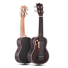 "ammoon 21 inch Ukulele Hawaiian Guitar Spruce 15 Frets 21"" Musical Toy NEW G4F7"