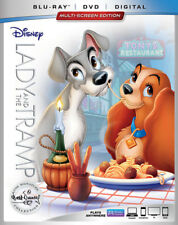 Lady and the Tramp (The Walt Disney Signature Collection) [New Blu-ray] With D