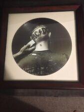 AC/DC Interview Picture Disc rare lp record