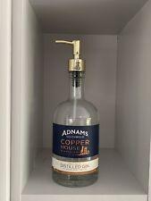 Adnams  Copper House Gin Bottle upcycled soap dispenser