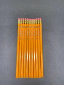 """Vintage Box of 11 """"Peak Quality"""" Pencils- Unused Number 2"""