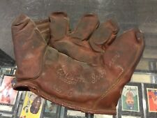 1950'S IRV NOREN NEW YORK YANKEES WILSON BASEBALL GLOVE MASE IN USA