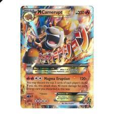 Pokemon Mega Rare Pokémon Individual Cards in English