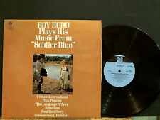 ROY BUDD  Plays His Music Form Soldier Blue   LP   UK Stereo    Great !!