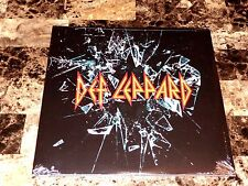 Def Leppard Rare Selftitled Limited Edition Double Vinyl LP Record Set 2015 MINT