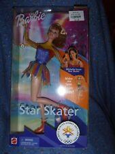 Appears Nrfb Star Skater Barbie Michelle Kwan Olympic Winter Games 2002 Salt Lak