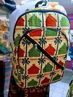 Kente, Afrikanische, Ankara Rucksack groß