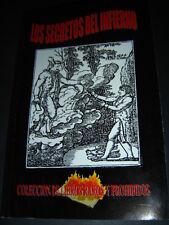 BOOK LOS SECRETOS DEL INFIERNO hechizos pactos secretos conjuros exorcismos