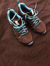 Reebok RealFlex Womens Sneakers Size 10 Black Blue