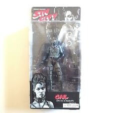 Frank Miller Sin City Series 1 Black & White Action Figure Gail By Neca New