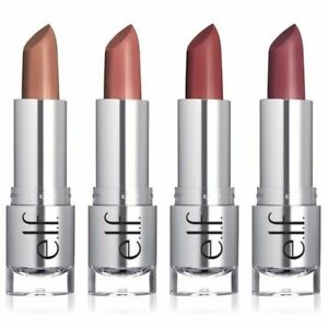 e.l.f cosmetics Beautifully Bare Satin Lipstick Lip Colour ELF MakeUp