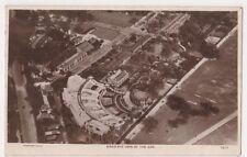 London, Birds Eye View of The Zo, Aerofilms 5914 RP Postcard B749
