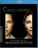 The Curious Case of Benjamin Button [New Blu-ray]