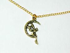 Fairy Necklace; Brand New Gold Fashion Jewelry Item