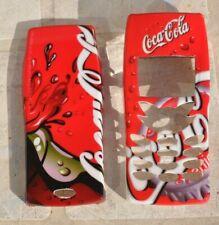 Nokia 8210 Coke Cola Sensation Phone Case Front Fascia + Battery Cover