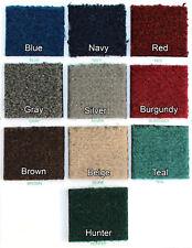 Boat Marine Grade Carpet Bass Pontoon Flooring-20oz 8'x30' -Custom Length Color