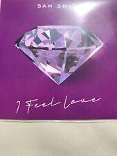 "Sam Smith ""I Feel Love"" Brand New Brazilian New Cd Promo"