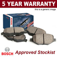 Bosch Brake Disc Pads Axle Set 0986494027