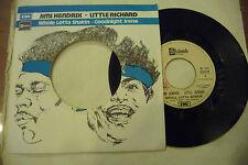 "JIMI HENDRIX/LITTLE RICHARD""WHOLE LOTTA SHAKIN-disco 45 giri STATESIDE It 1972"""