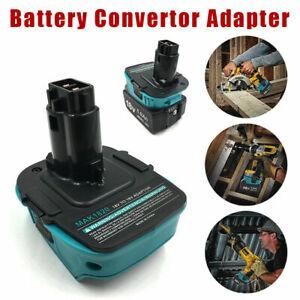 Battery Adapter MAK1820 For Makita BL 18V Convert to Dewalt NI-CD/NI-MH 18V