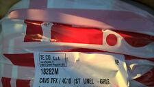 TE.CO CAVO GRIGIO (TFX 4G10) ST 100mt UNEL GRIGIO  con bobina