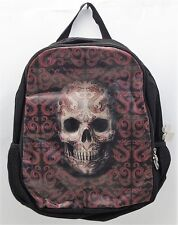 Anne Stokes Oriental Skull Backpack (RRP $39.90)  Approx. Size: 33cmL x 7cmW x 3