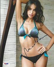 Madalina Diana Ghenea Signed 8x10 Photo PSA/DNA # AA28431