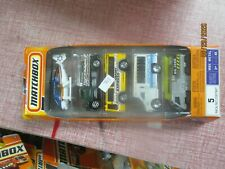2006 Matchbox Ready for Action 5-Car Gift Pack K9613 # 3