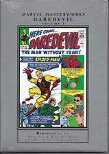 Marvel Masterworks Daredevil #1 HC (2003) Stan Lee OOP SEALED NM