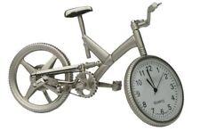 """Tischuhr """"Mountainbike"""" Fahrraduhr Schreibtischuhr Fahrrad Geschenk Bike Uhr"""