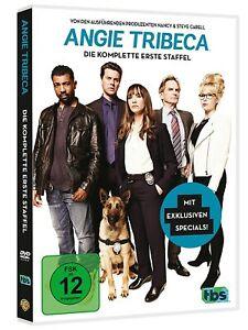 Angie Tribeca - Die komplette erste Staffel [2 DVDs/NEU/OVP] Rashida Jones