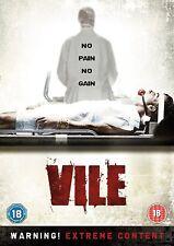 Vile   (DVD)  **Brand New** Extreme Horror  Torture