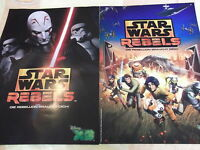 Star wars Rebels Sticker von Topps 7 Sticker zum aussuchen