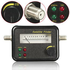 New Mini Digital LCD Display Satellite Signal Finder Meter Tester 115x60x35mm